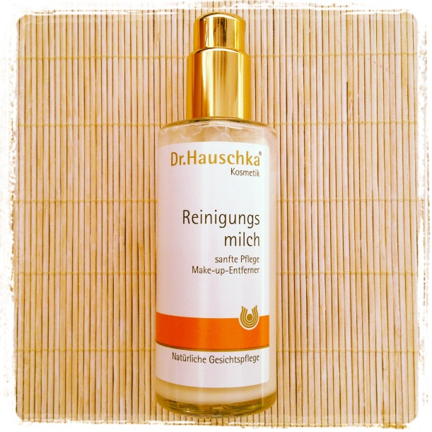Leche limpiadora Dr Hauschka cosmética orgánica, ecológica, bio. Lait démaquillant Dr Hauschka, avis, opinion, reseña, review, organic cleansing milk
