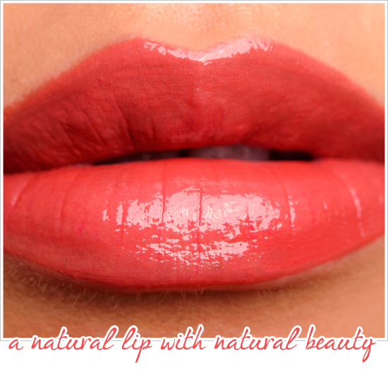Labios naturales Dr Hauschka Whole foods temptalia belleza orgánica