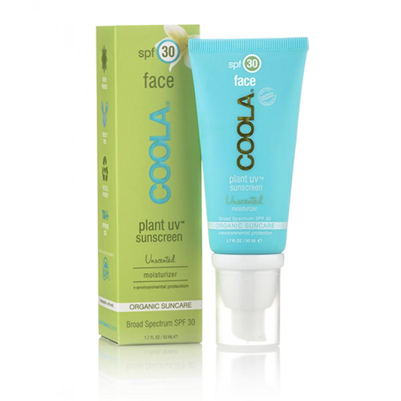 Crema solar Coola, protección solar orgánica con filtros minerales