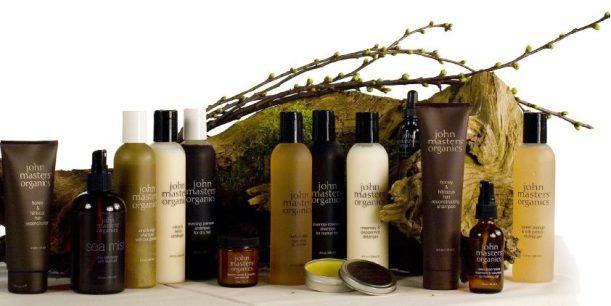 John Masters organics productos capilares ecológicos, orgánicos, bio