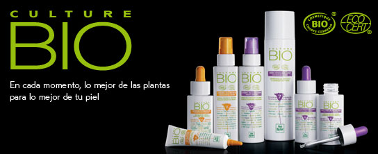 Línea Bio Yves Rocher, certificada Ecocert #FightGreenwashing