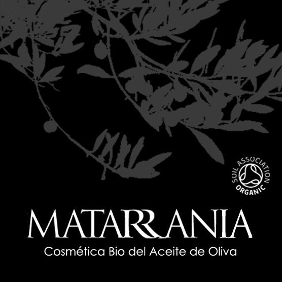 Logo Matarrania cosmética ecológica española